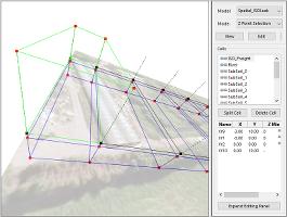 Spatial Model Z Coordinates